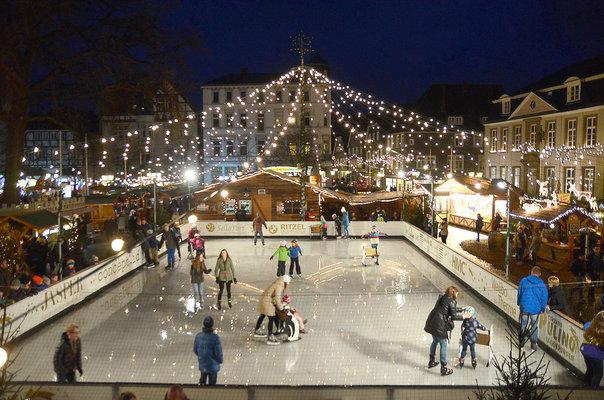 Weihnachtsmarkt Lippstadt